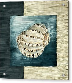 Coastal Jewel Acrylic Print by Lourry Legarde