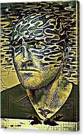 Cognitive Distortions Acrylic Print by Paulo Zerbato