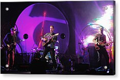 Coldplay5 Acrylic Print by Rafa Rivas