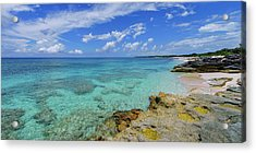 Color And Texture Acrylic Print by Chad Dutson