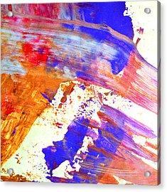 Color Me This Acrylic Print by Susan Leggett