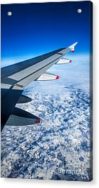 Come Fly With Me Acrylic Print by Jasna Buncic