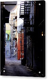 Come Search For Me.  Acrylic Print by Russell Styles