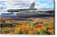 Coming Home Acrylic Print by Peter Chilelli