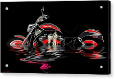 Cool It  Acrylic Print by Wayne Bonney