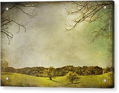 Count On Me Acrylic Print by Laurie Search
