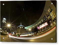 Country Music Hall Of Fame Acrylic Print by Giffin Photography