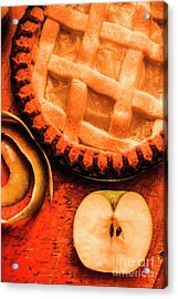 Country Style Baking Acrylic Print by Jorgo Photography - Wall Art Gallery