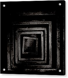 Creepy Old Stuff - Chinese Boxes Acrylic Print by Marco Oliveira