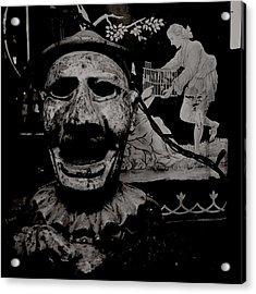 Creepy Old Stuff IIi Acrylic Print by Marco Oliveira