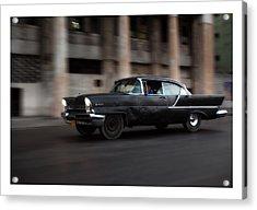 Cuba 07 Acrylic Print by Marco Hietberg