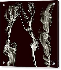 Dancing Apparitions Acrylic Print by Clayton Bruster