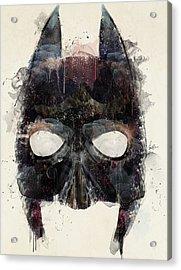 Dark Knight Acrylic Print by Bri B