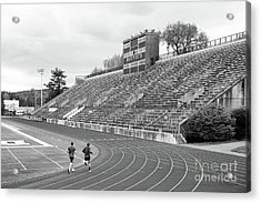 Dartmouth College Memorial Field Acrylic Print by University Icons