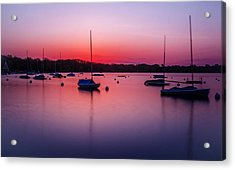 Dawn Acrylic Print by RC Pics