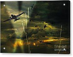 Day Of Days Acrylic Print by J Biggadike