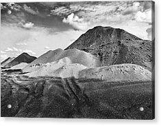 Desert Of Opa Locka #1 Acrylic Print by Stephen Mack