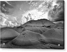 Desert Of Opa Locka #2 Acrylic Print by Stephen Mack