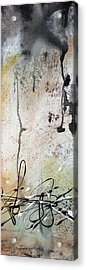 Desert Surroundings 2 By Madart Acrylic Print by Megan Duncanson