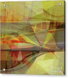 Determine Acrylic Print by CR Leyland