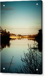Different View Of Mandal Acrylic Print by Mirra Photography