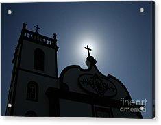 Divine Light Acrylic Print by Gaspar Avila