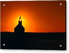 Divine Sunlight Acrylic Print by Todd Klassy