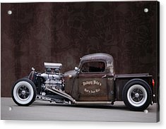 Dodgey Pete's Acrylic Print by Bill Dutting