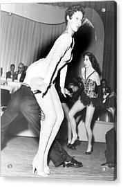 Dorothy Dandridge 1922-1965, Dances Acrylic Print by Everett