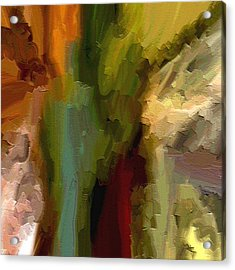 Double Indemnity Acrylic Print by Ely Arsha