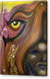 Dream Image 3 Acrylic Print by Kevin Middleton