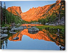 Dream Within A Dream Acrylic Print by Jennifer Grover