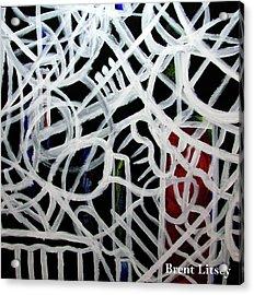 Dreaming Acrylic Print by International Artist Brent Litsey