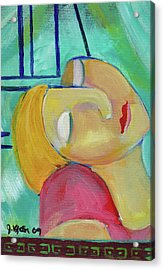 Dreaming Of Picasso Acrylic Print by John Keaton