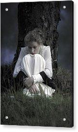 Dreaming Under A Tree Acrylic Print by Joana Kruse