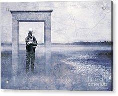 Dreamscape Acrylic Print by Jan Pudney