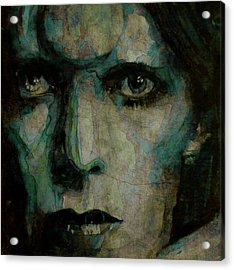 Drive In Saturday@ 2 Acrylic Print by Paul Lovering