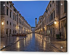 Dubrovnik Acrylic Print by Contemporary Art