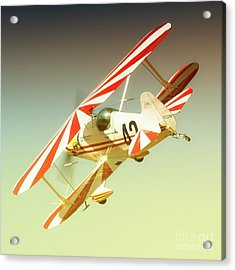 Earl Allen And Pitts Race 42 The Other Woman Acrylic Print by Gus McCrea