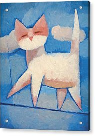 Easy Going Acrylic Print by Lutz Baar