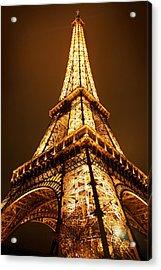 Eiffel Acrylic Print by Skip Hunt