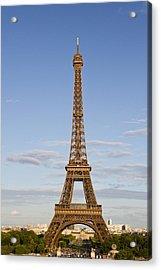Eiffel Tower Acrylic Print by Melanie Viola