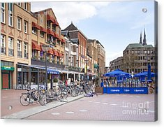 Eindhoven Acrylic Print by Andre Goncalves