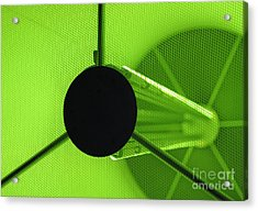 Electromagnetic Radiation Acrylic Print by Charles Dobbs
