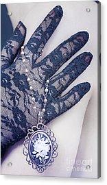 Elegance Acrylic Print by Svetlana Sewell
