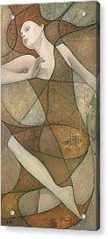 Elysium Acrylic Print by Steve Mitchell