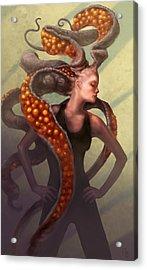 Emergence Acrylic Print by Ethan Harris