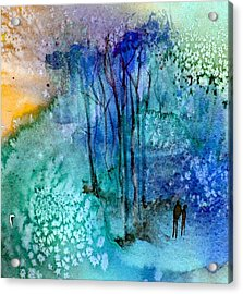 Enchantment Acrylic Print by Anne Duke