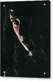 Enchantress Acrylic Print by Richard Young