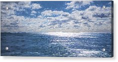 Endless Clouds IIi Acrylic Print by Jon Glaser